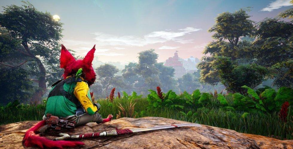 THQ Nordic skjuter upp Biomutant – utannonserar spel på Gamescom
