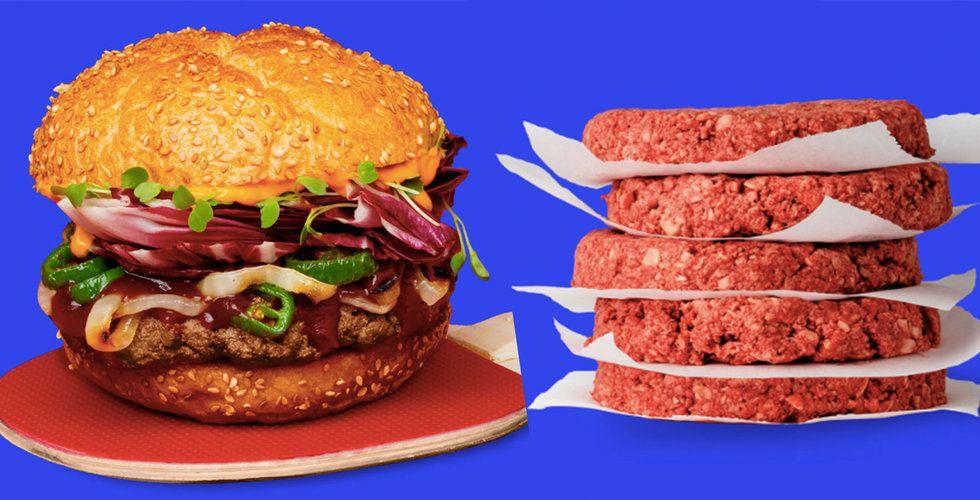 """Breakit - Odlar hamburgare – nu investeras närmare 1 miljard Impossible Foods nya """"kött"""""""