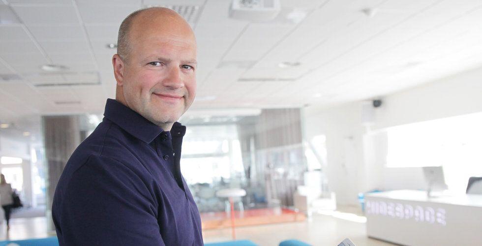 Widespace lånar mer – tar in 33 miljoner