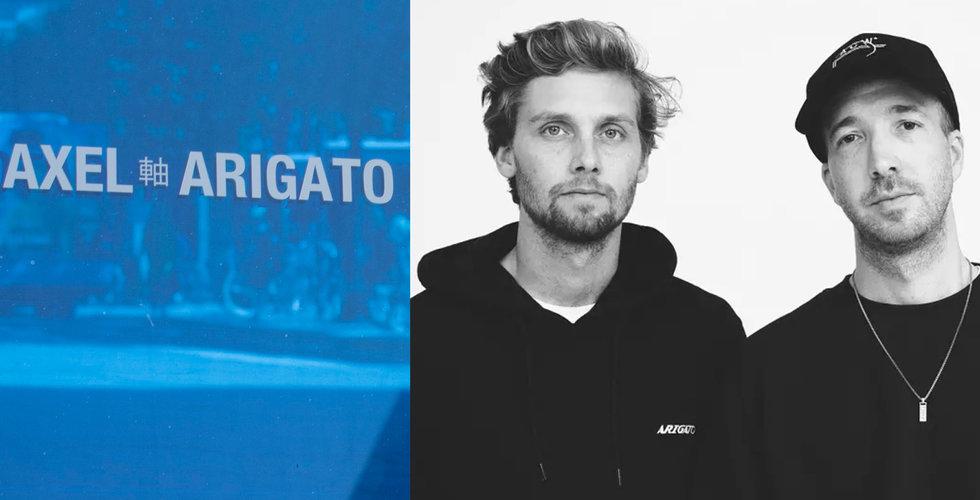 """Ny storägare köper in sig i skosuccén Axel Arigato – satsar 570 miljoner: """"Väldigt stolta"""""""