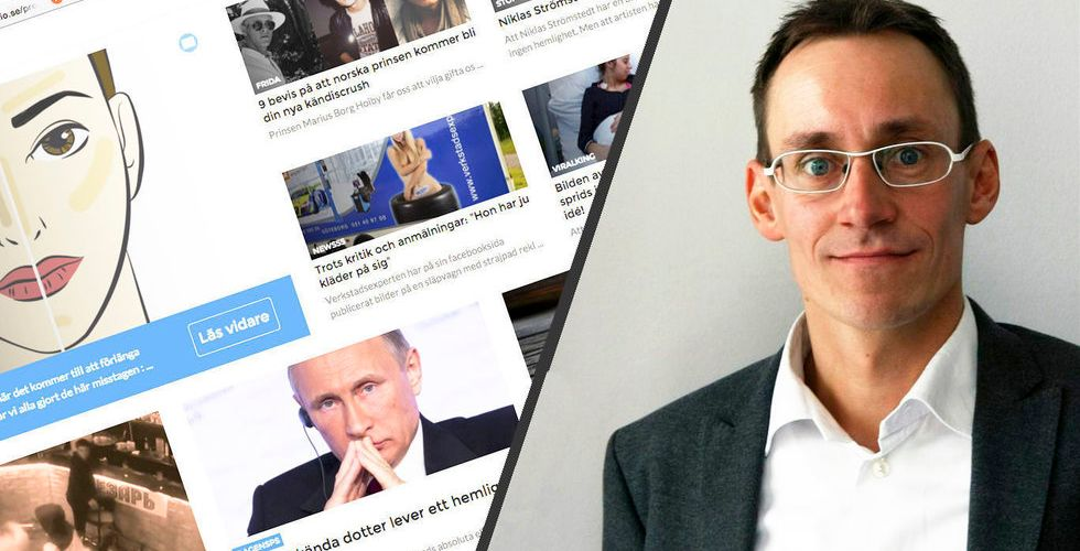 Breakit - Strossle vill hjälpa medierna att ta tillbaka makten från Facebook