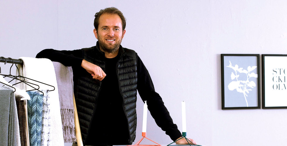 Nu säljer Felix Kvick sin möbeljätte Furniturebox – för en halv miljard