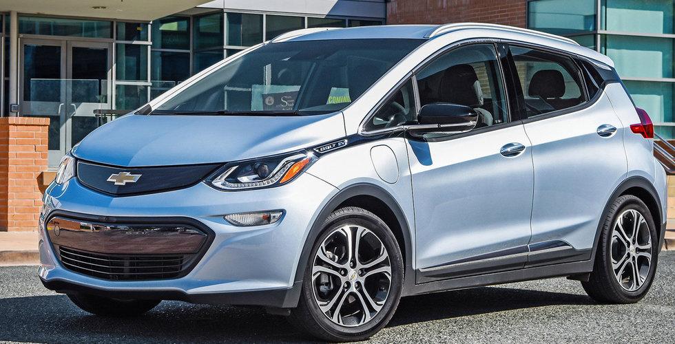 Breakit - General Motors ska ha en taxitjänst med självkörande bilar igång 2019