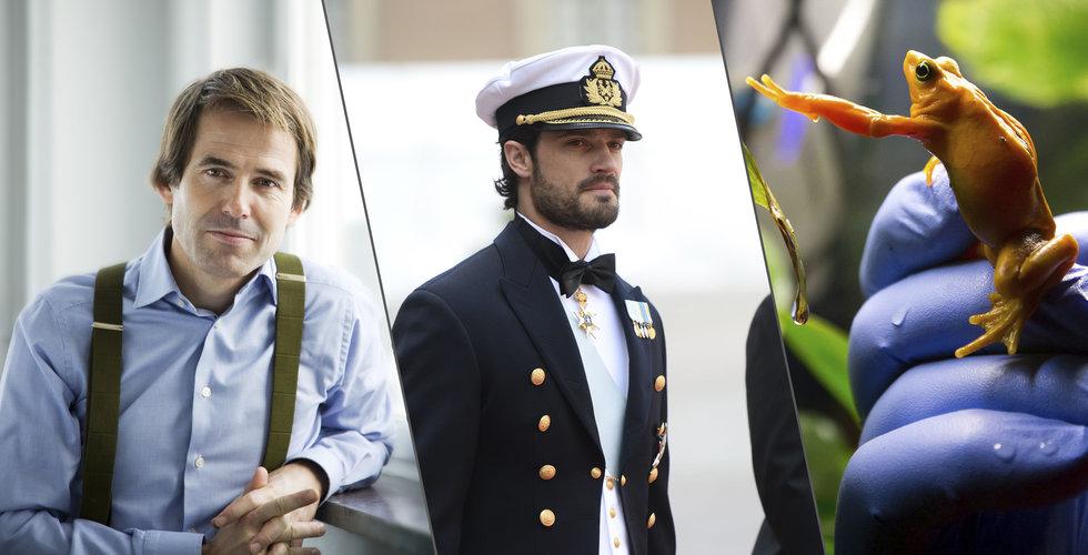 Sparexperten: Fintechbolag säljer grodor med löfte om att det ska bli prinsar