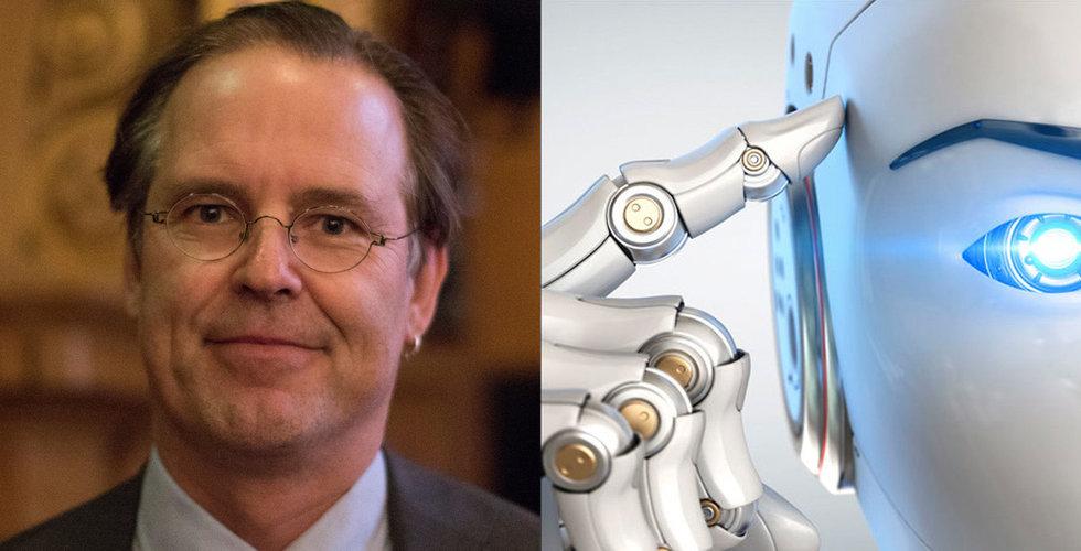"""Anders Borg om AI: """"Den svåraste politiska fråga jag stött på"""""""