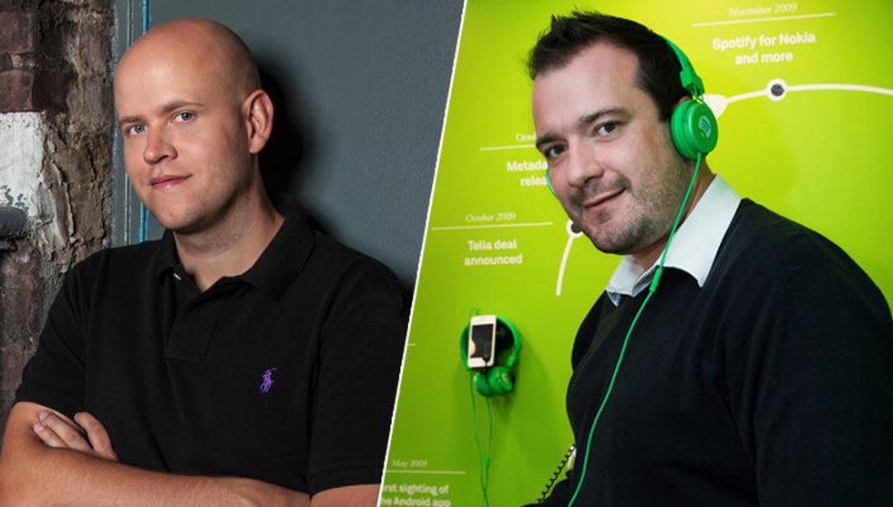 Toppchefen Jonathan Forster lämnar Spotify – efter tio år