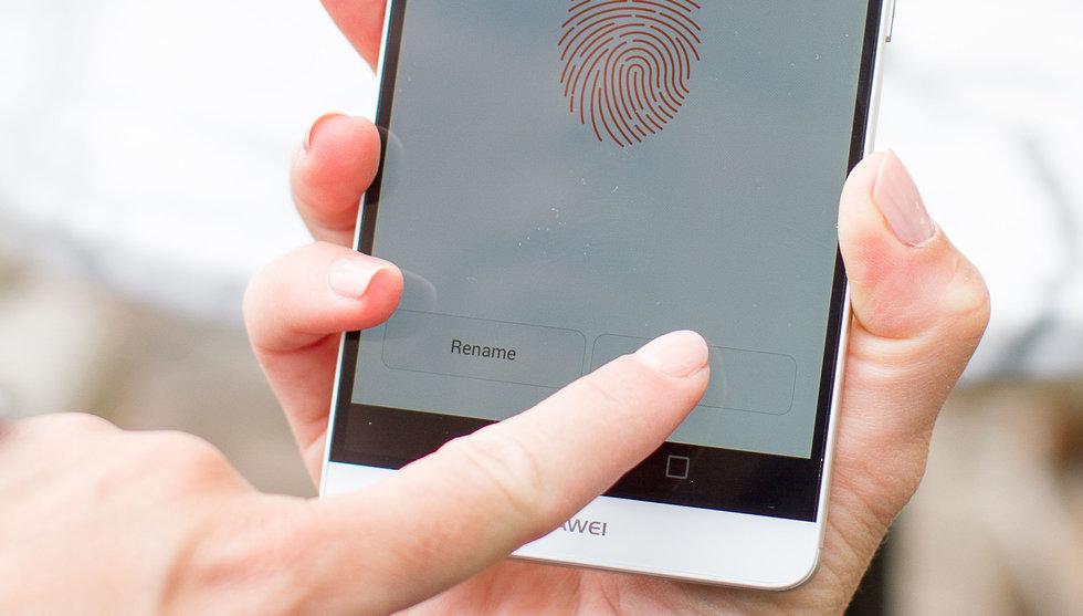 Breakit - Fingerprint Cards drämmer till med en omvänd vinstvarning