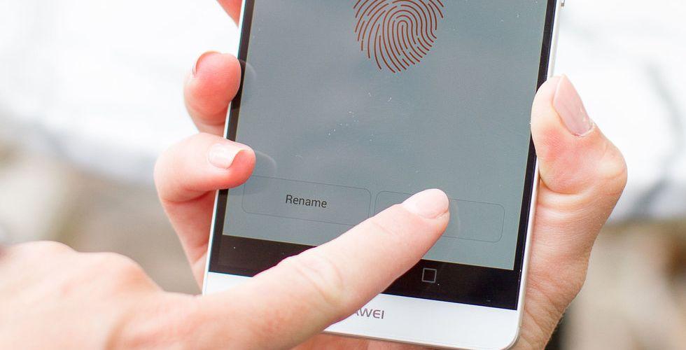 Fingerprint Cards drämmer till med en omvänd vinstvarning