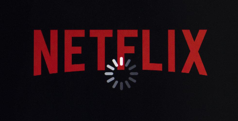 Breakit - Ny rekordnivå för Netflix