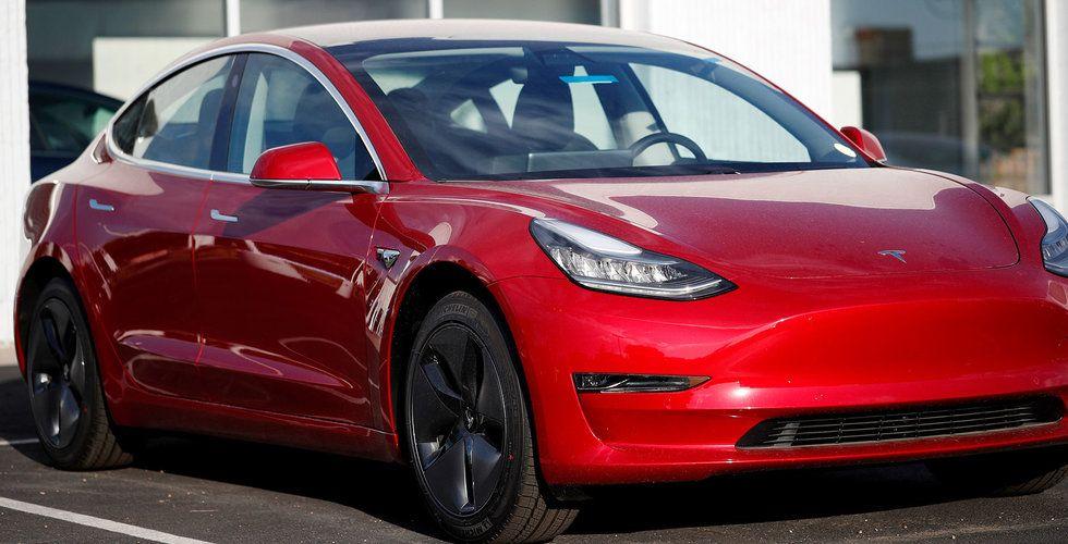 Lyckad vecka för Teslas produktion