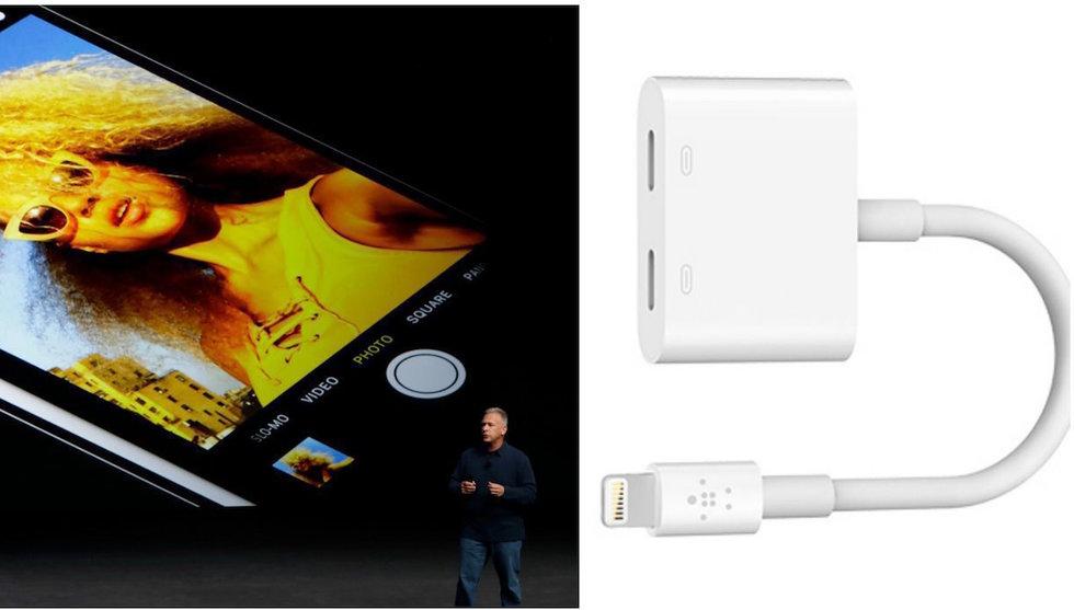 Breakit - Så laddar du mobilen och använder hörlurar med Iphone 7