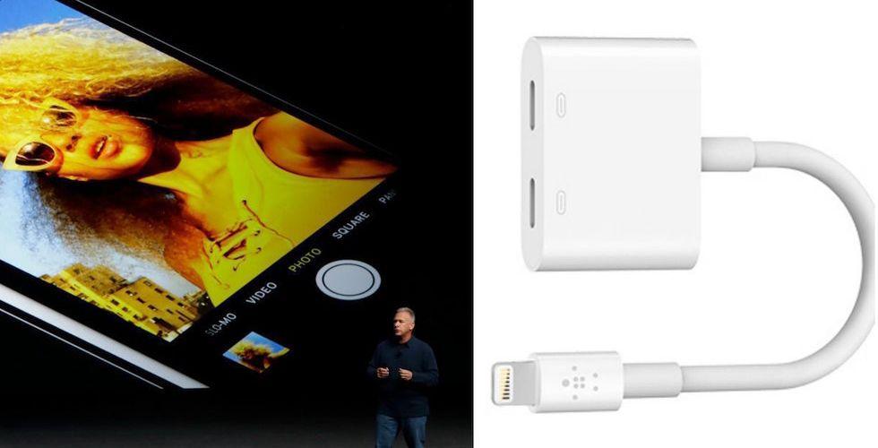 Så laddar du mobilen och använder hörlurar med Iphone 7
