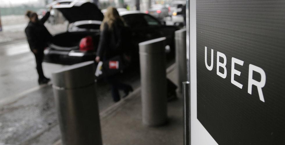 Breakit - Uber i dataskandal – mutade hackare till tystnad om intrång