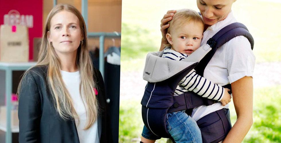 Tidigare H&M-chefen Stina Westerstad blir vd för Babybjörn