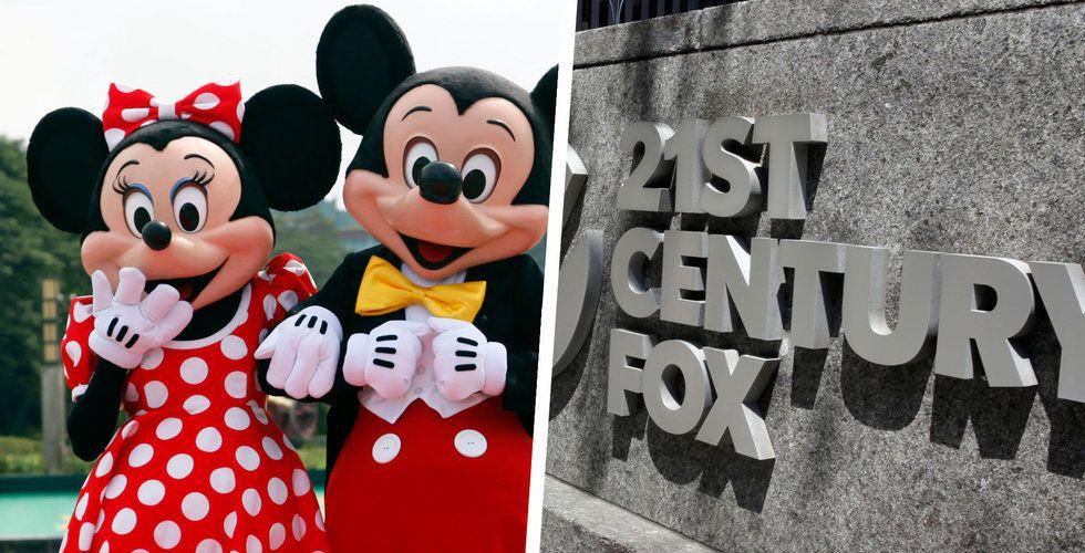 Disney planerar stora nedskärningar efter Fox-affären