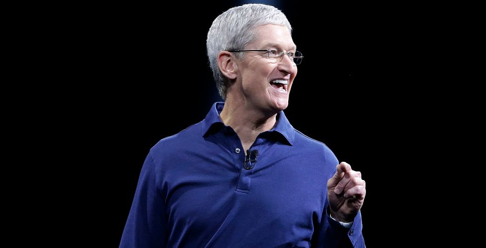 Hans mail värt 645 miljarder - läs exakt vad Apple-chefen skrev