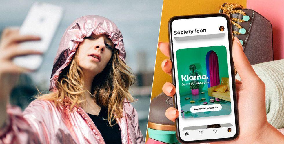 Klarna startar samarbete med Society icon