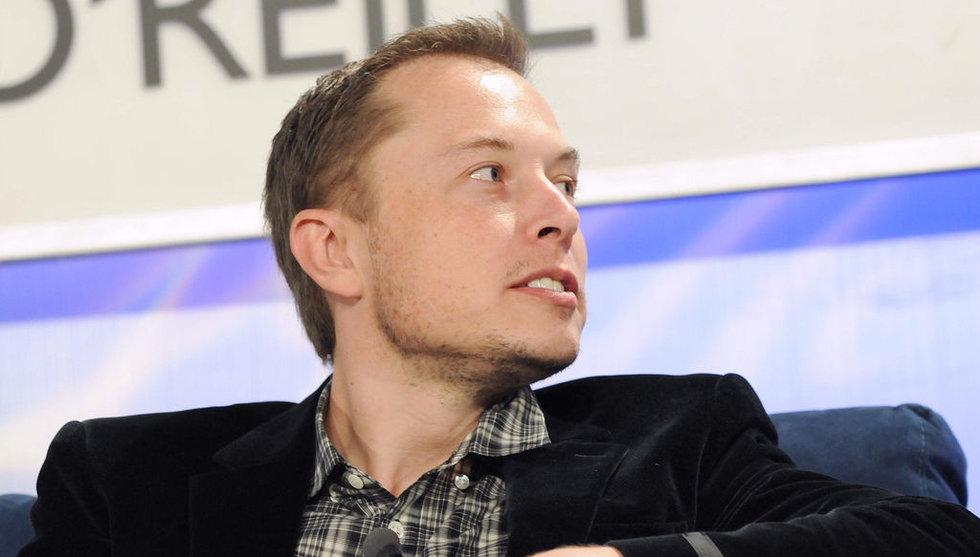 Breakit - Prioriterade sitt barns födsel – påstås ha skällts ut av Elon Musk