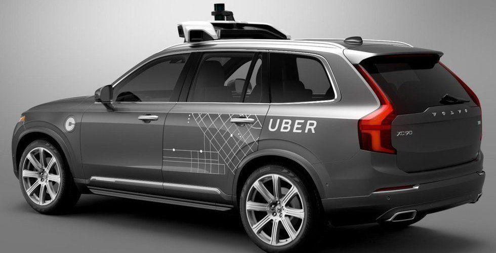 Breakit - Volvo cars uttalar sig om incident med självkörande Uber-bil