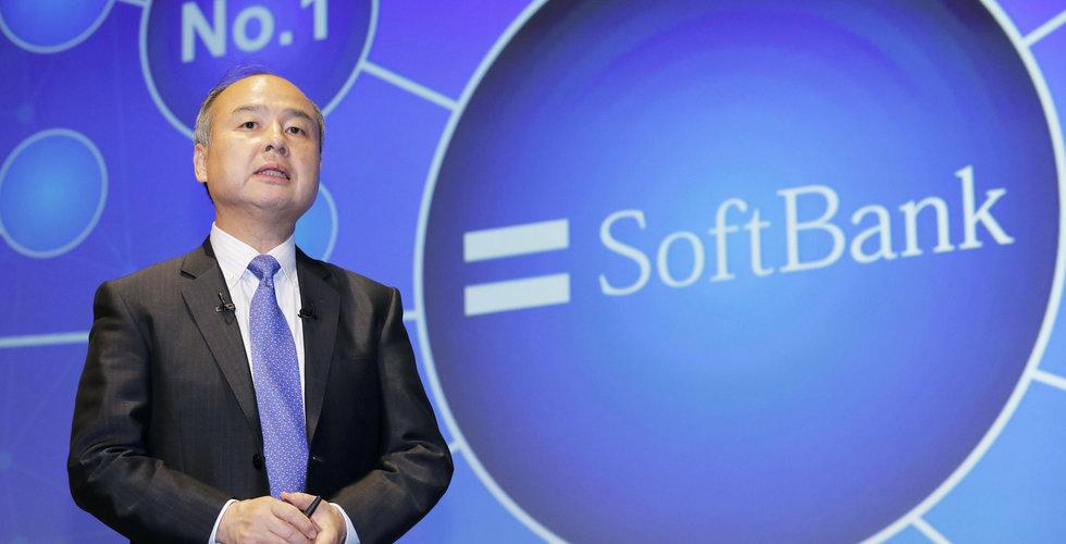 Softbank är nära att offentliggöra en ny gigantisk investeringsfond