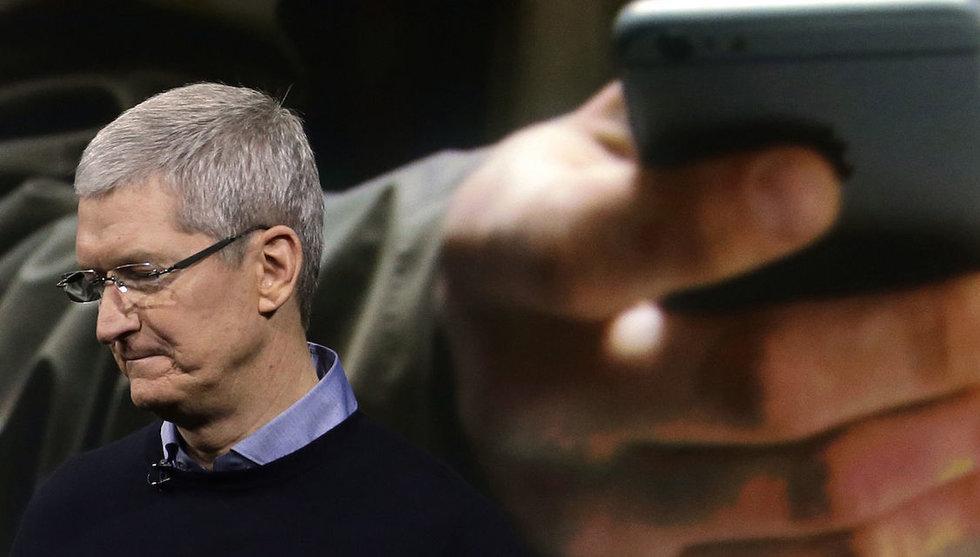 Efter EU:s jätteböter till Apple – här är Tim Cooks försvarstal