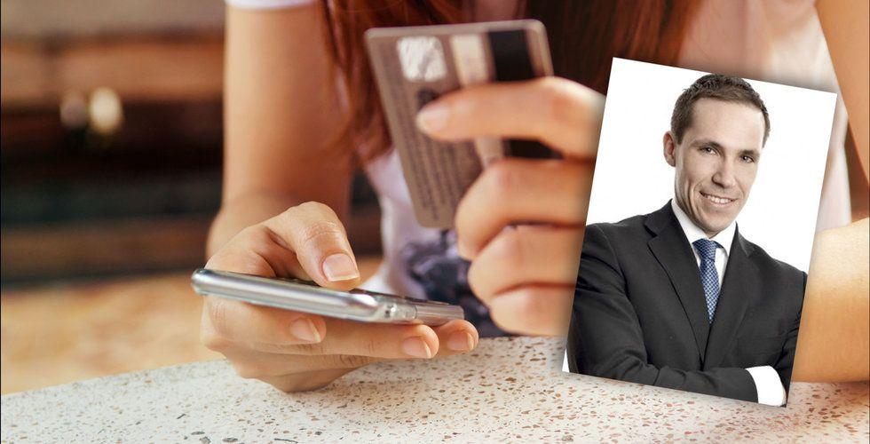 Breakit - Stärker greppet om Qliro – finansmannen Christoffer Häggblom tar klivet in i styrelsen