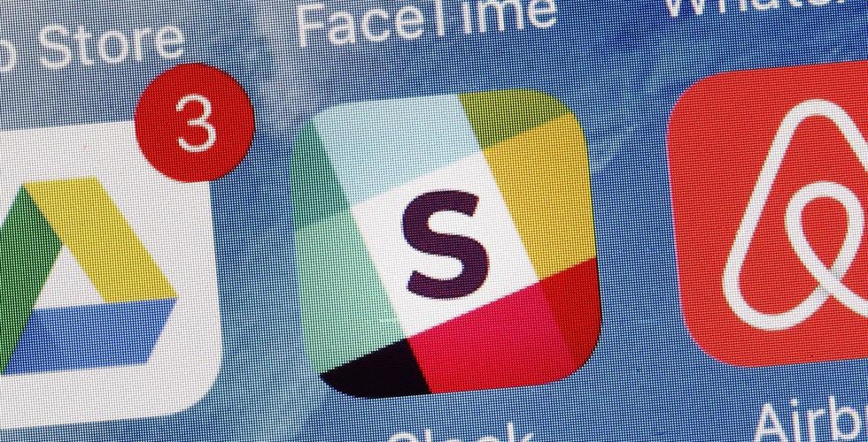Noteringsaktuella Slack har nu 10 miljoner användare