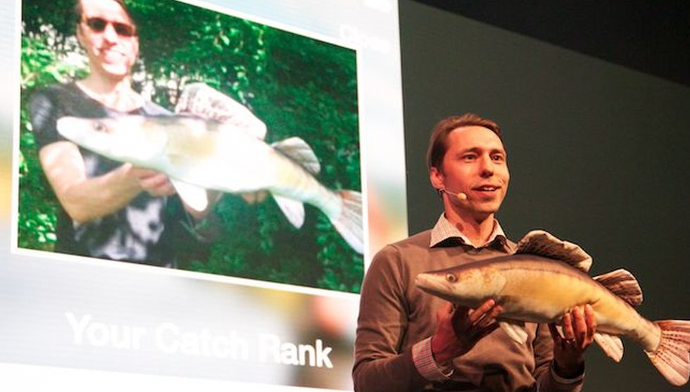 Breakit - NY PODD: Fishbrain, stjärninvesterare – och nytt riskkapitalrekord