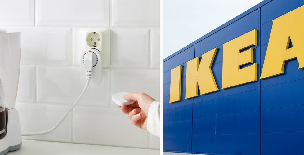 Ikeas nya drag: Satsar på smarta kaffekokare och rullgardiner