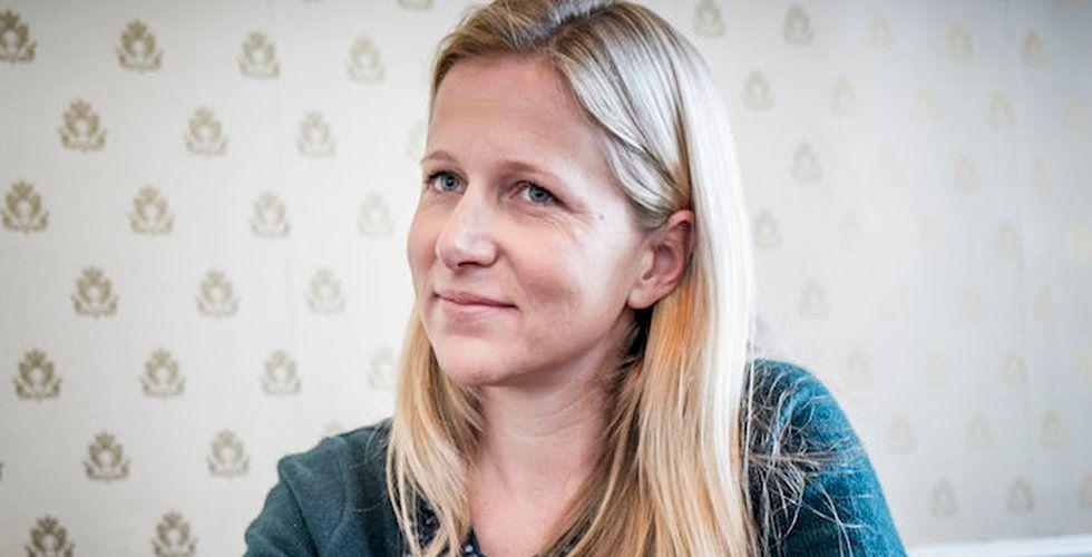 Cristina Stenbecks nya drag – investerar i skobolaget Morjas