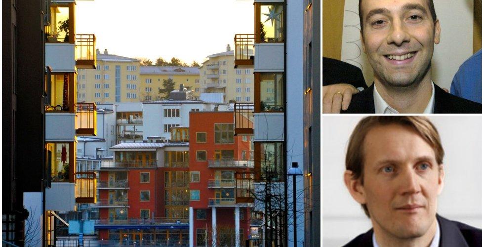 Svenska entreprenörer köper Hemnet - tillsammans med amerikansk miljardär