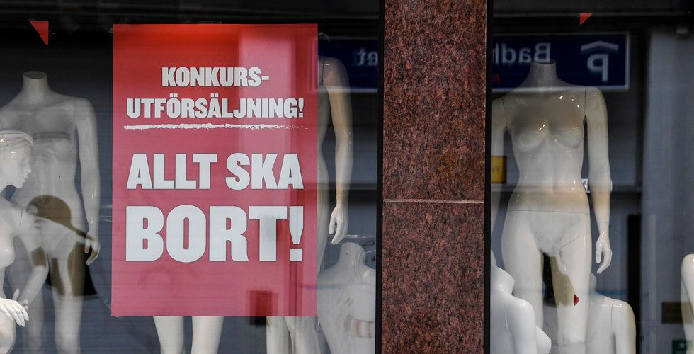 """De 10 största konkurserna i Sverige i maj – men det finns hopp: """"Känns väldigt bra"""""""