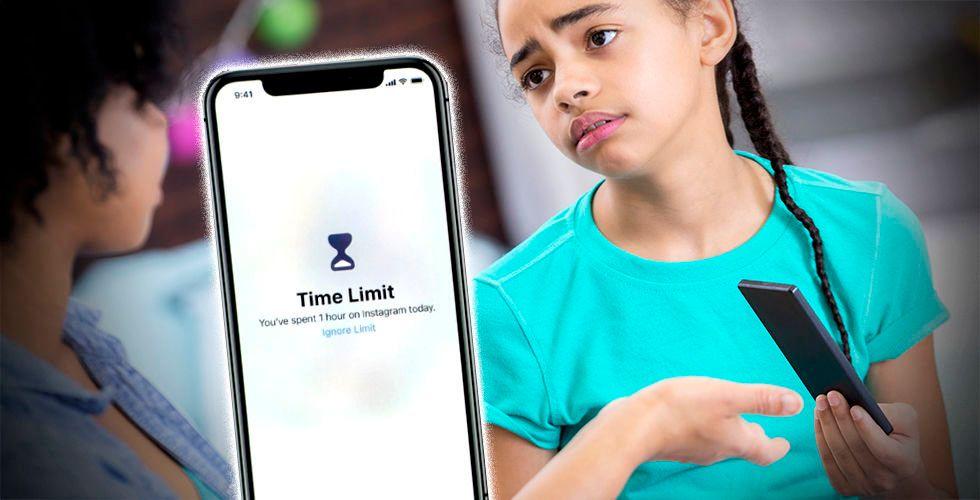 Krig med barnen om skärmtid? Snart kan du vinna – genom att fjärrstyra deras Iphone (!)