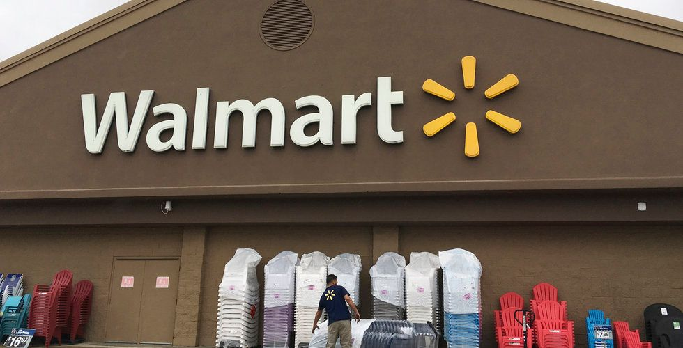 Breakit - Walmart påstås ha ljugit om e-handeln