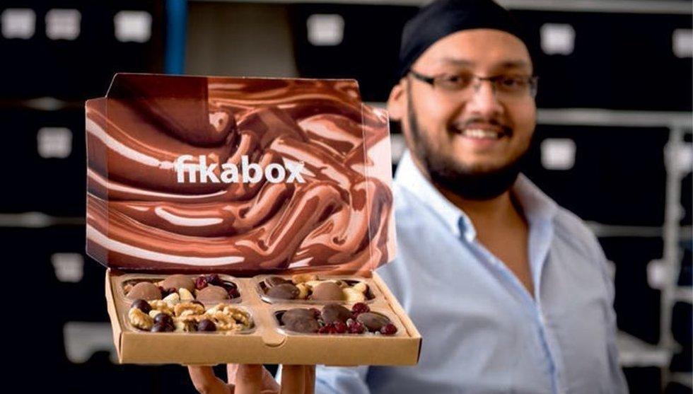 Fikabox crowdfundar in miljoner – nu ska de ge sig på chipsjättarna