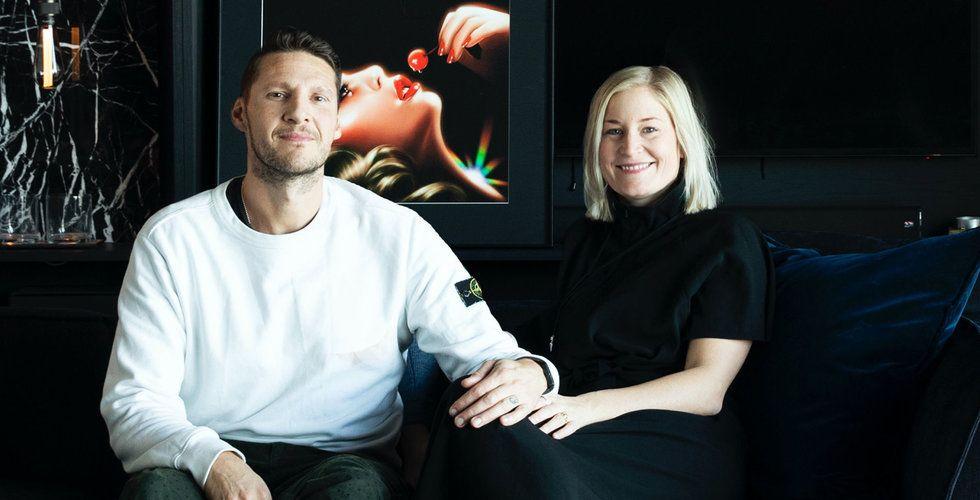 Buster and Punch säljer lyxinredning på nätet – fyller kassan med 80 miljoner