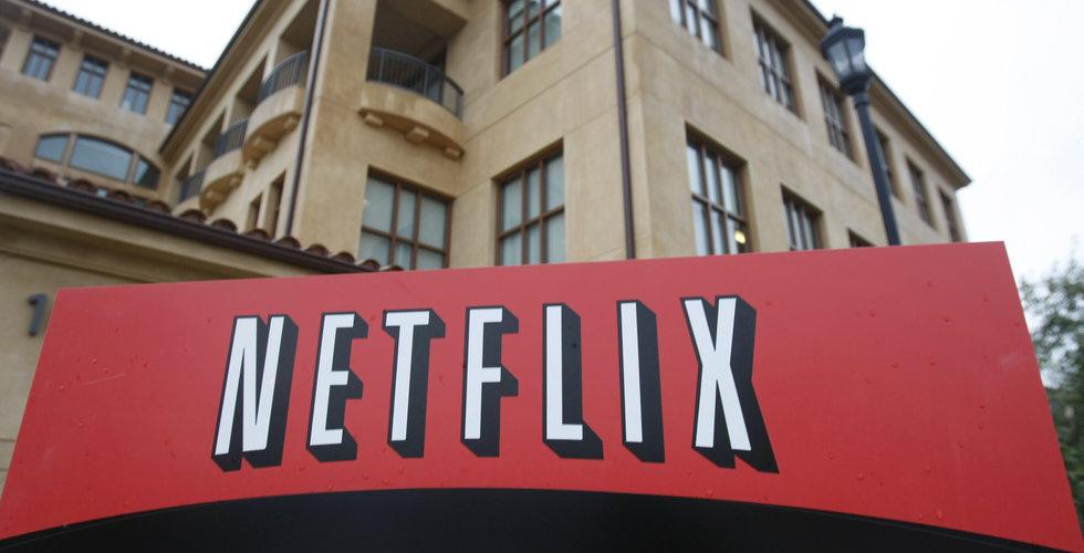 Netflix höjer priserna i Sverige