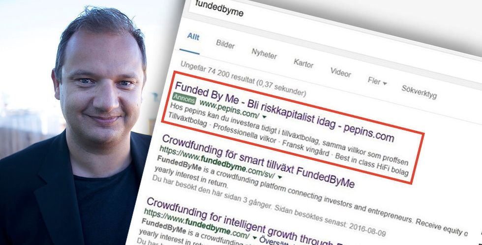 """Breakit - Fundedbyme-grundarens attack mot konkurrenten: """"Pinsamt!"""""""