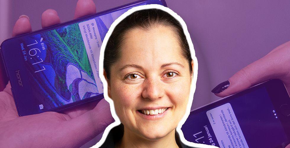 Victoria Wagman blev inhyrd för att bygga om webben på 46Elks – nu tar hon över hela bolaget