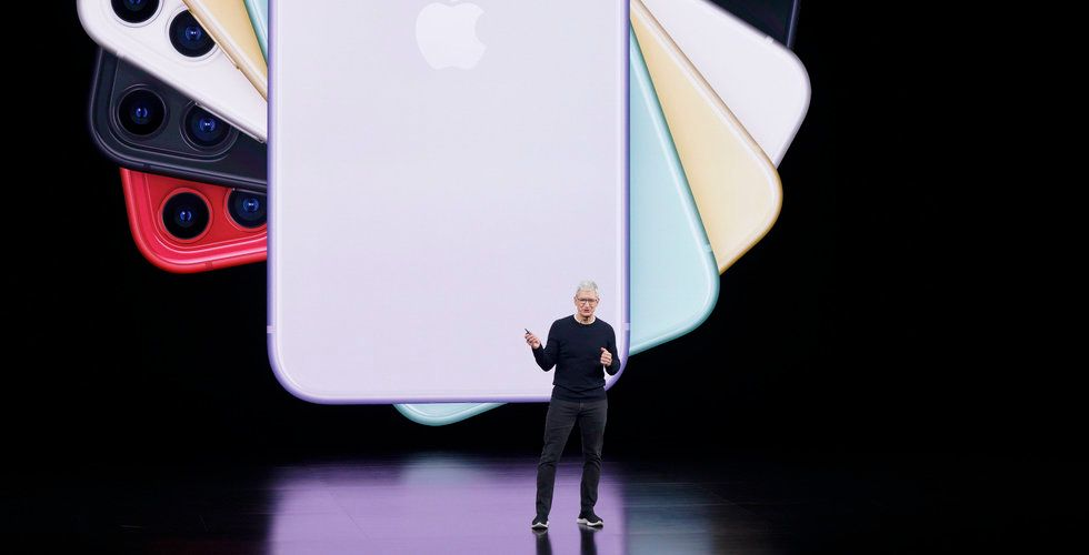 Iphone 11 presenterad och Apple släpper Netflixdödare – det hetaste från kvällens event