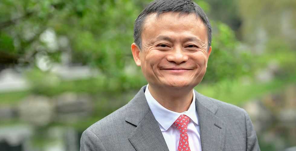 Alibaba samtalar med stora indiska bolag
