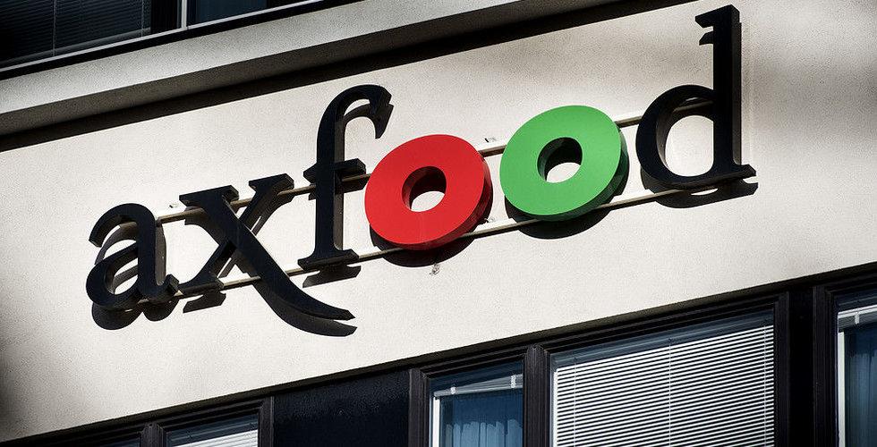 Axfoods siffror bättre än väntat