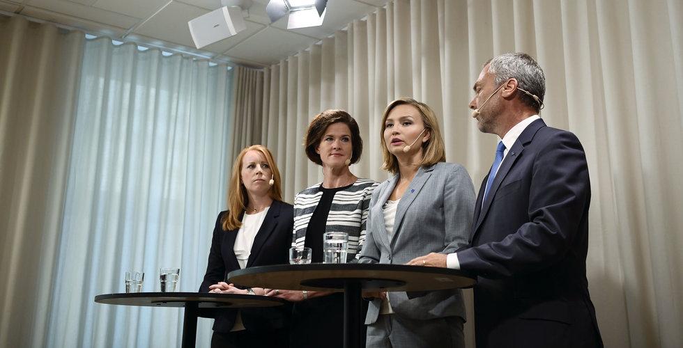 Breakit - Efter IT-skandalen: Alliansen väcker misstroendevotum mot tre ministrar