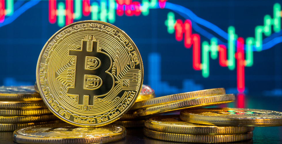 Bitcoin steg till över 28 000 dollar under juldagarna