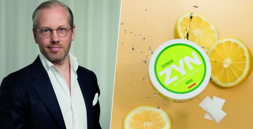 """Svenska snusjätten Haypps affärer blomstrar i pandemin – """"Säljer mer än på Black Friday"""""""