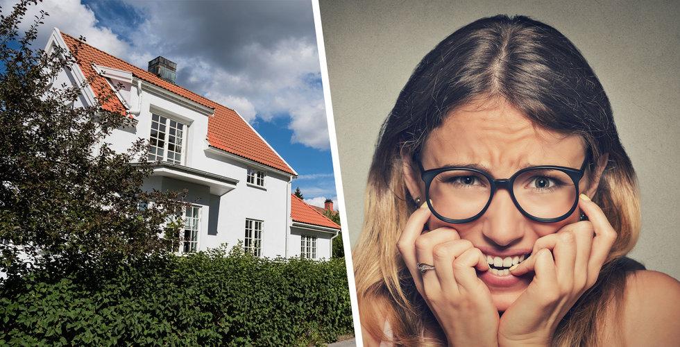 Minnena från 90-talet lever kvar – vad händer om bostadsmarknaden kraschar?