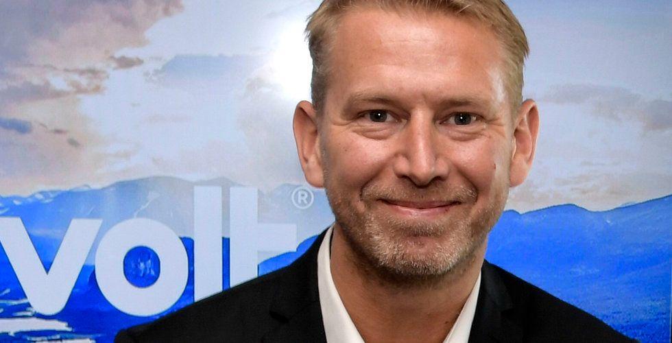 """Northvolts Peter Carlsson om tiden med Elon Musk: """"En berg- och dalbana"""""""