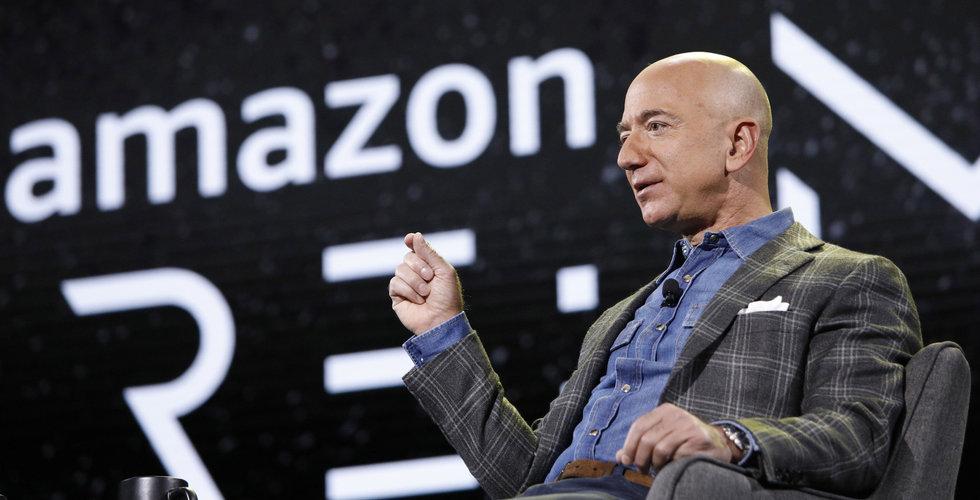 Bezos vill se breda coronatester för att kunna öppna ekonomin