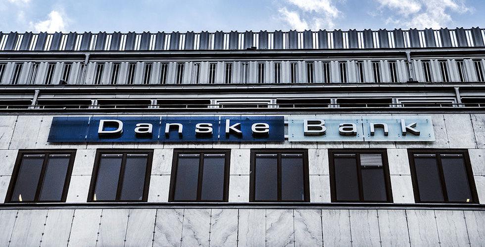 Danske Bank inför negativ ränta