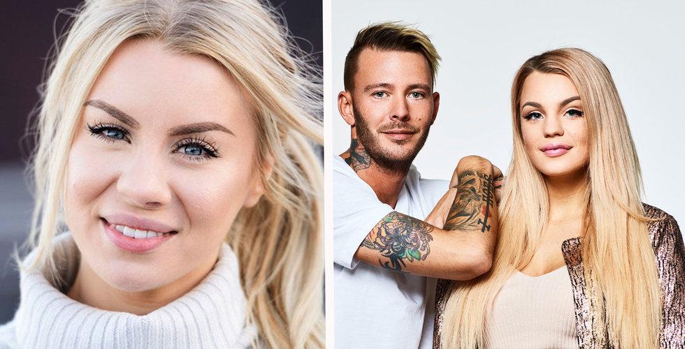 Therése Lindgren mäktigast i sociala medier – slår Jocke och Jonna
